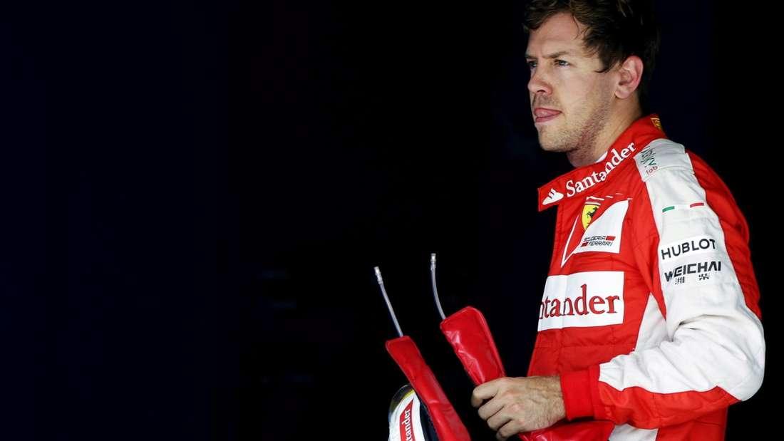 Sebastian Vettel, Ferrari, Formel 1
