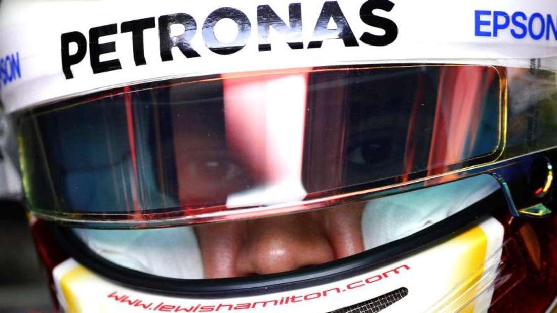 Lewis Hamilton steht bereits als Weltmeister fest. Foto: Fernando Bizerra Jr.