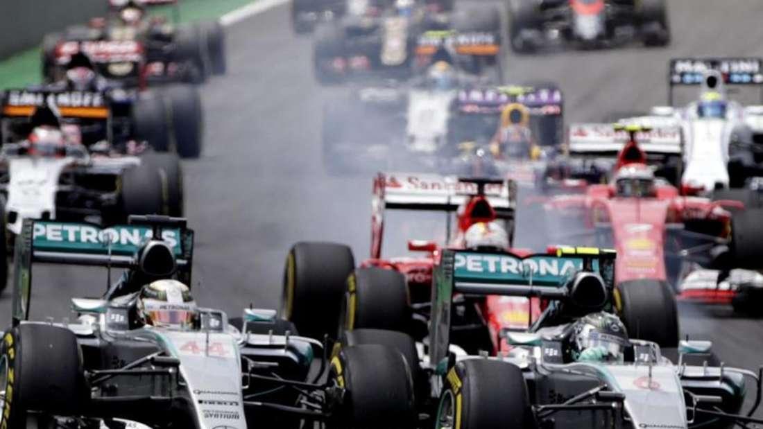 21 Rennen wird es in der kommenden Formel-1-Saison geben. Foto: Fernando Bizzera Jr