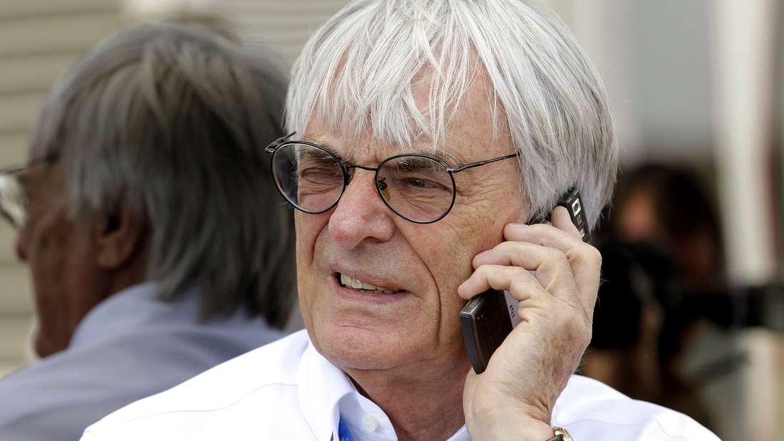 Bernie Ecclestone, Formel 1
