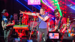 Chris Martin & Coldplay rocken das Capitol!
