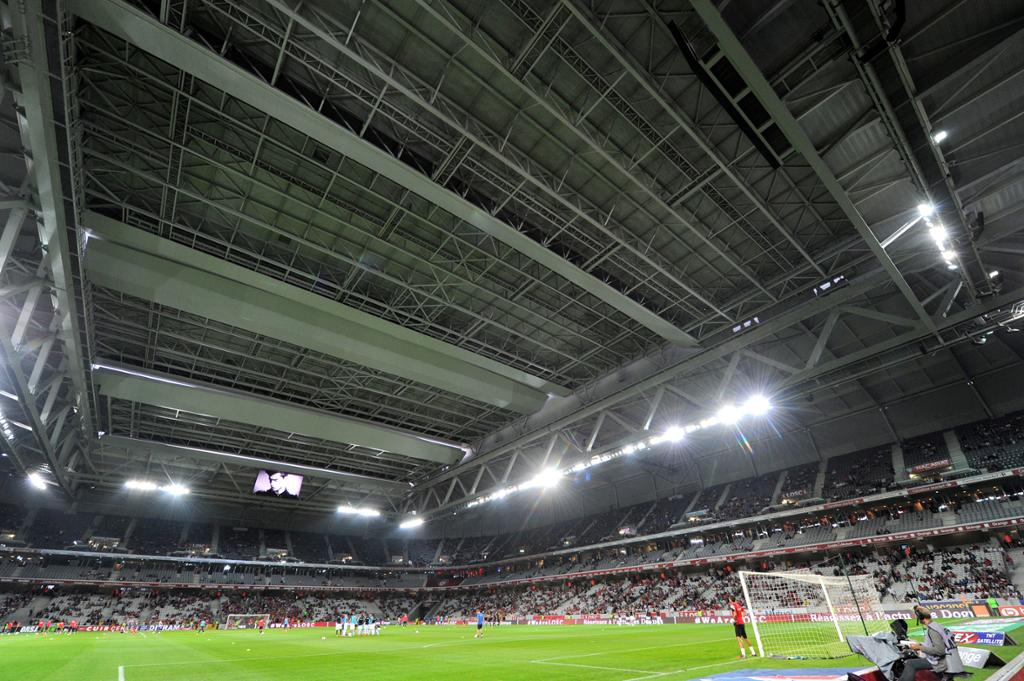 Stade Pierre-Mauroy, Lille