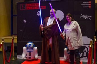 Cinemaxx Freiburg Star Wars