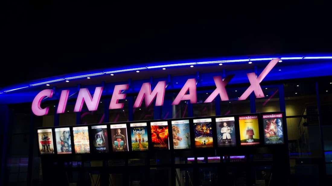 Die Premiere von Star Wars VII im Mannheimer Cinemaxx.