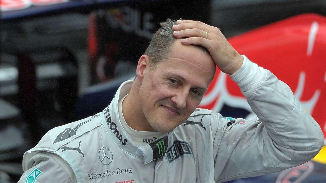 Michael Schumacher, Skiunfall, Formel 1, Ferrari, Mercedes Benz