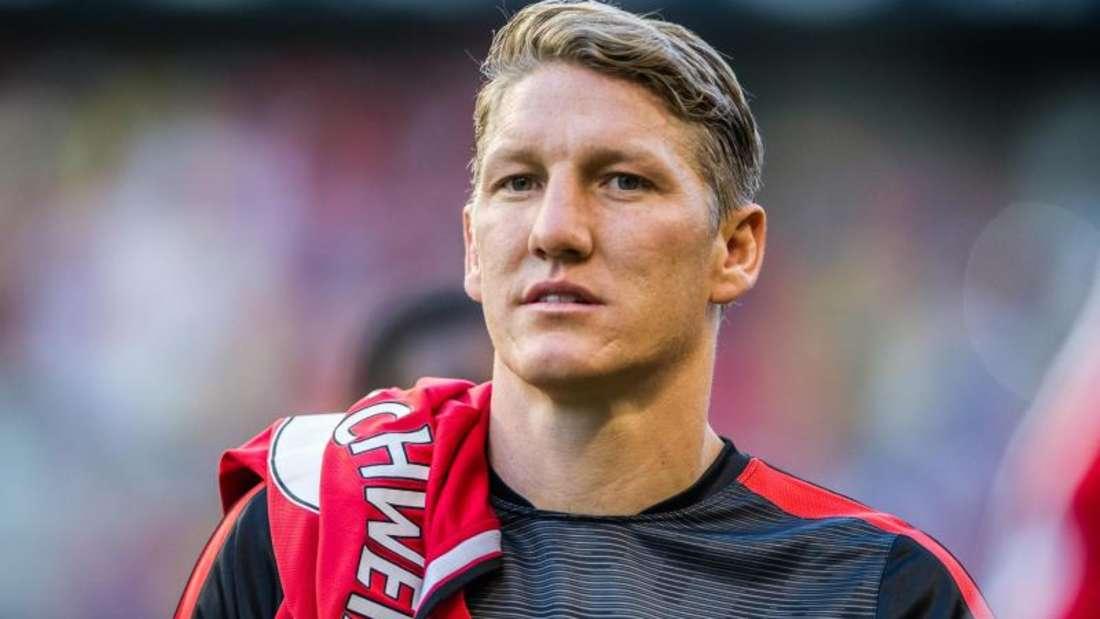 Bastian Schweinsteiger wechselte im Sommer vom FCBayern München zu Manchester United. Foto: WilsonTsoi