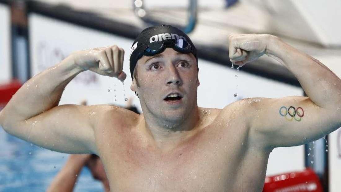 Marco Koch wurde erster deutscher Weltmeister über 200 Meter Brust. Foto: Valdrin Xhemaj