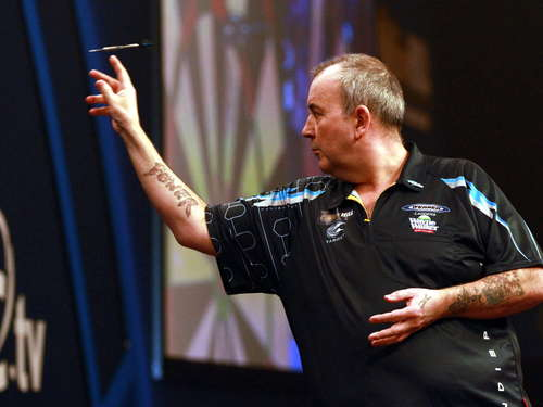 "Darts-WM: Aus für Phil ""The Power"" Taylor"