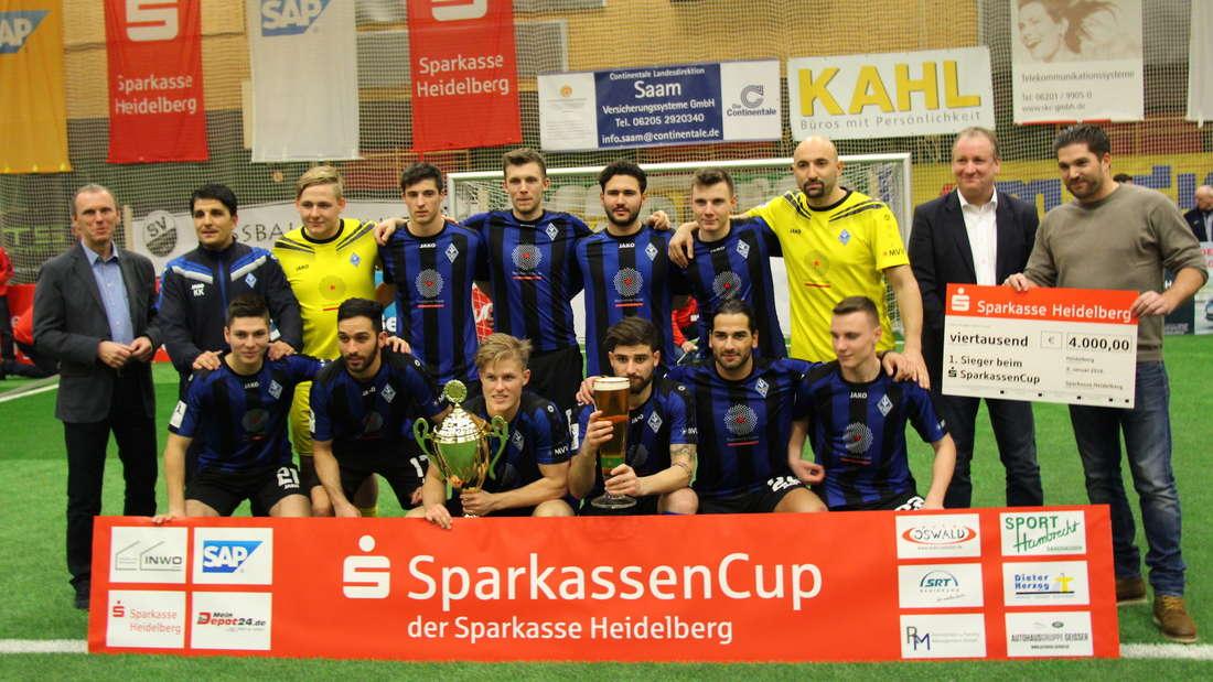 Finaltag beim SparkassenCup 2016.