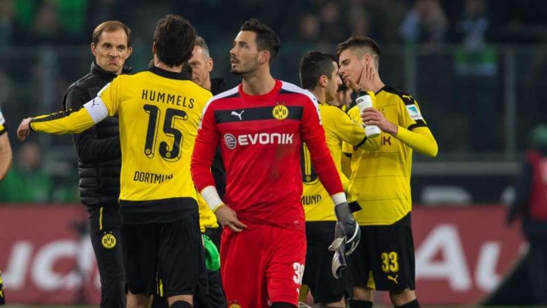 Borussia Dortmund trifft am Samstag auf Ingolstadt. Foto: Guido Kirchner