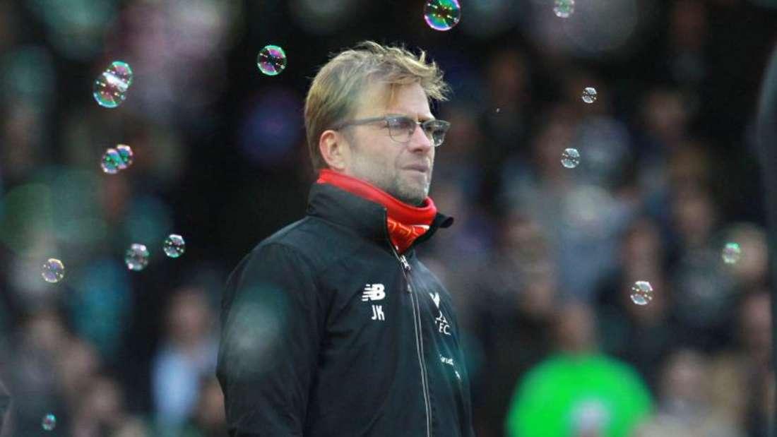 Jürgen Klopp muss mit dem FC Liverpool im FA-Cup erneut in ein Wiederholungsspiel. Foto: Sean Dempsey