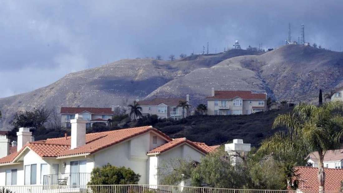 Durch das Leck eines unterirdischen Erdgasspeichers im Norden von Los Angeles strömte 112 Tage lang vor allem das starke Treibhausgas Methan.