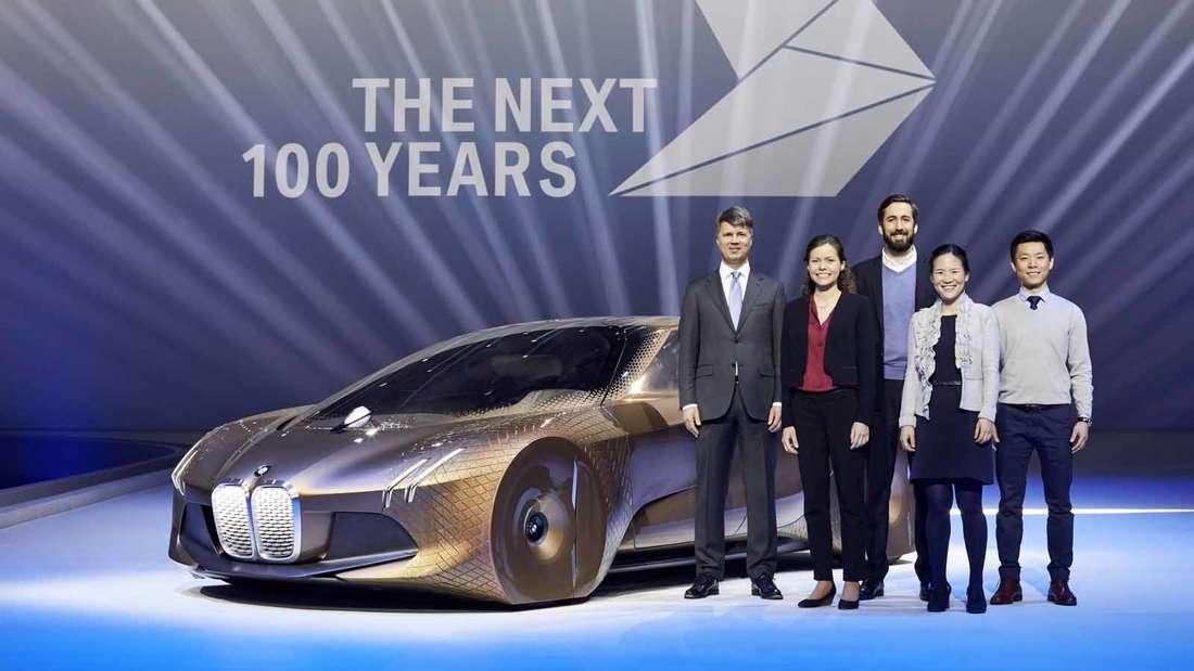 Seit der Gründung des Unternehmens im Jahr 1916 gestaltet die BMW Group die Zukunft der Mobilität entscheidend mit.