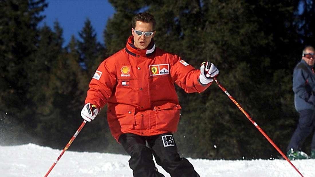Michael Schumacher verunglückte im Dezember 2013 (Archivbild).