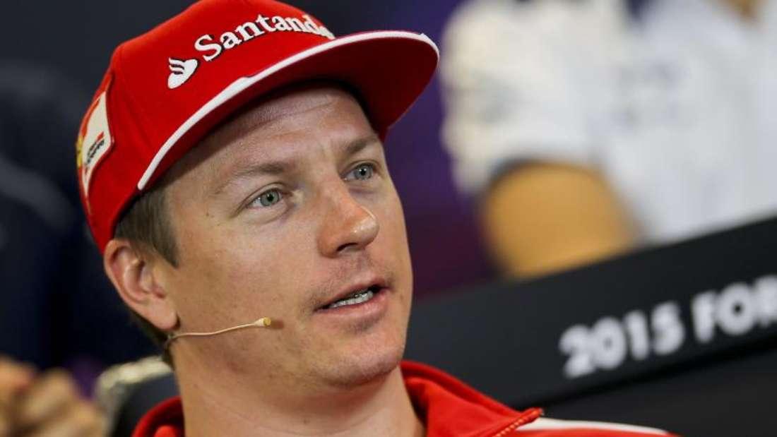 Ferrari-Pilot Kimi Räikkönen will für einige Überraschungen sorgen. Foto: Srdjan Suki