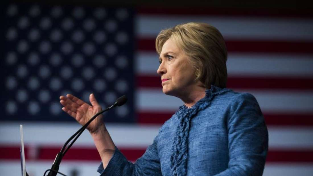 Clinton fuhr am zweiten Super Tuesday sehr wichtige Siege in Florida und Ohio ein, außerdem gewann sie in North Carolina und Illinois. Foto: Jim Lo Scalzo