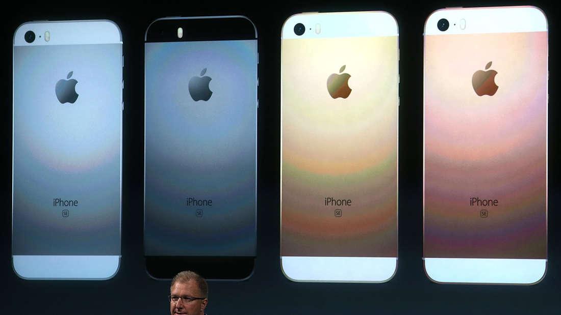 iPhone SE und neues iPad Pro: Alle Neuheiten derApple Keynote 2016