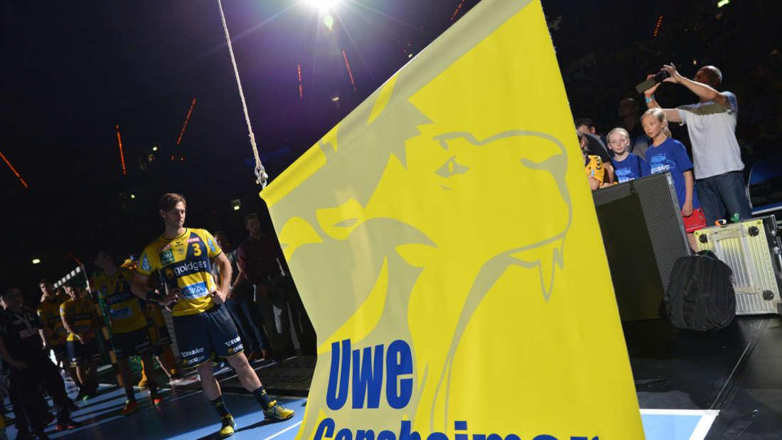 Uwe Gensheimer Rhein-Neckar Löwen