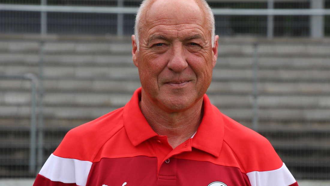 Co-Trainer Gerhard Kleppinger