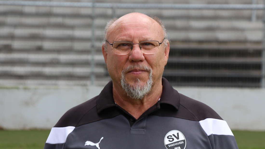Mannschaftsbetreuer Miklos Fenyö