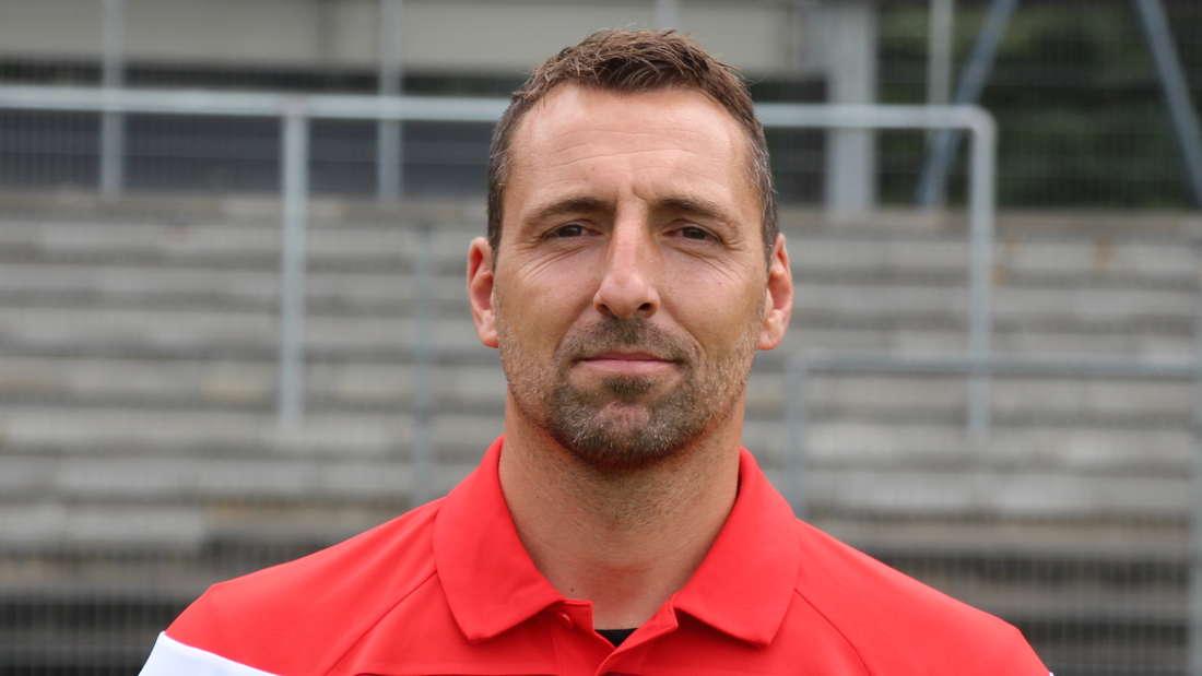 Torwarttrainer Daniel Ischdonat