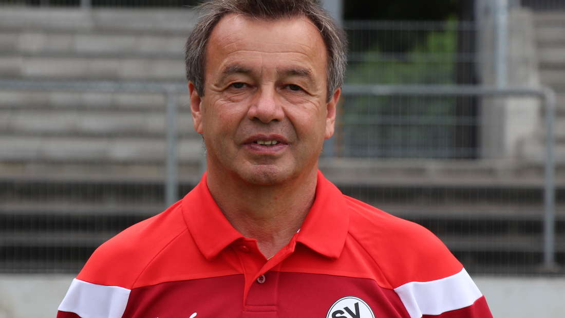 SVS-Geschäftsführer Otmar Schork