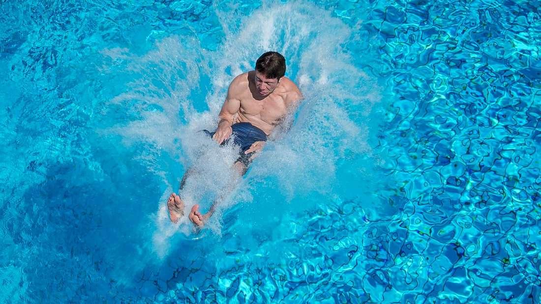 Splashdiving-Weltmeisterschaft
