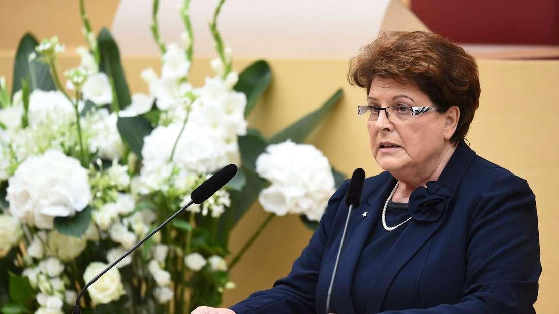 Barbara Stamm.