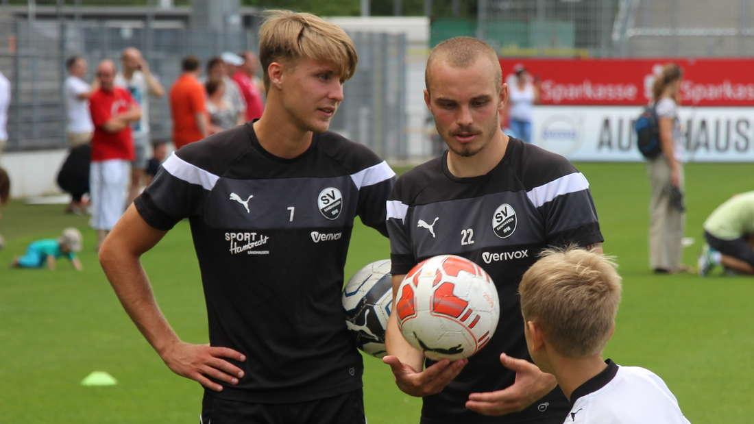 Familientag beim SV Sandhausen.