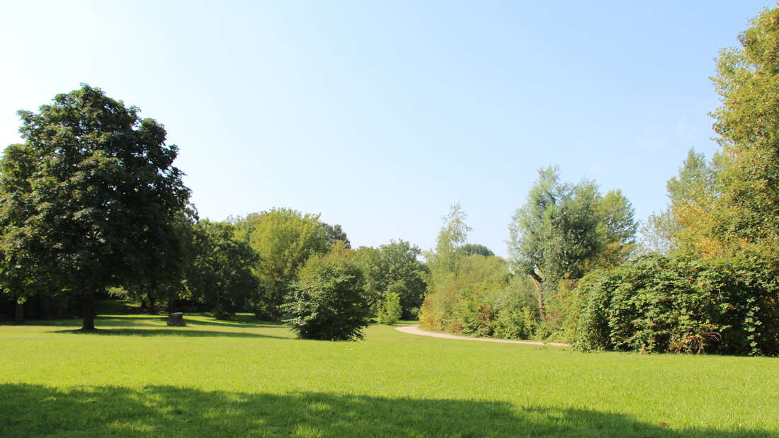 Große Blies in Ludwigshafen