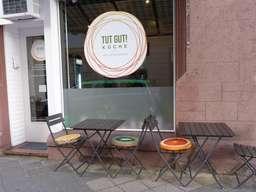 kche ein kleines aber feines restaurant in dem - Schmcken Kleine Wohnkche