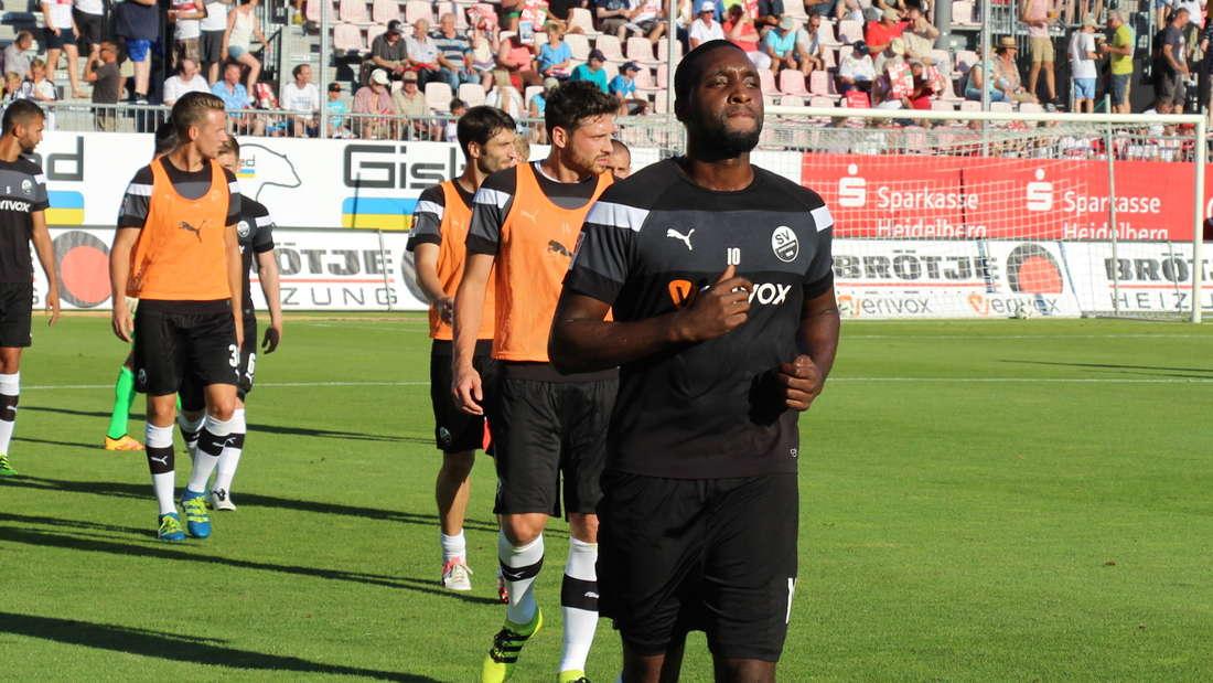 SV Sandhausen verliert enges Spiel gegen den VfB Stuttgart.