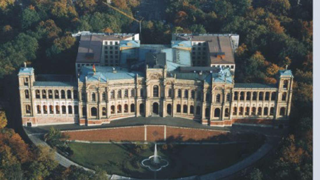 Nur für die Elite: das Münchner Maximilianeum.