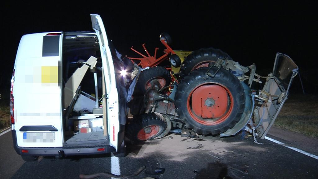 Unfall Transporter