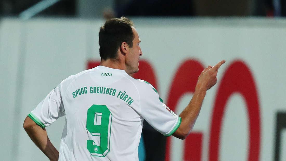 SpVgg Greuther Fürth - SV Sandhausen