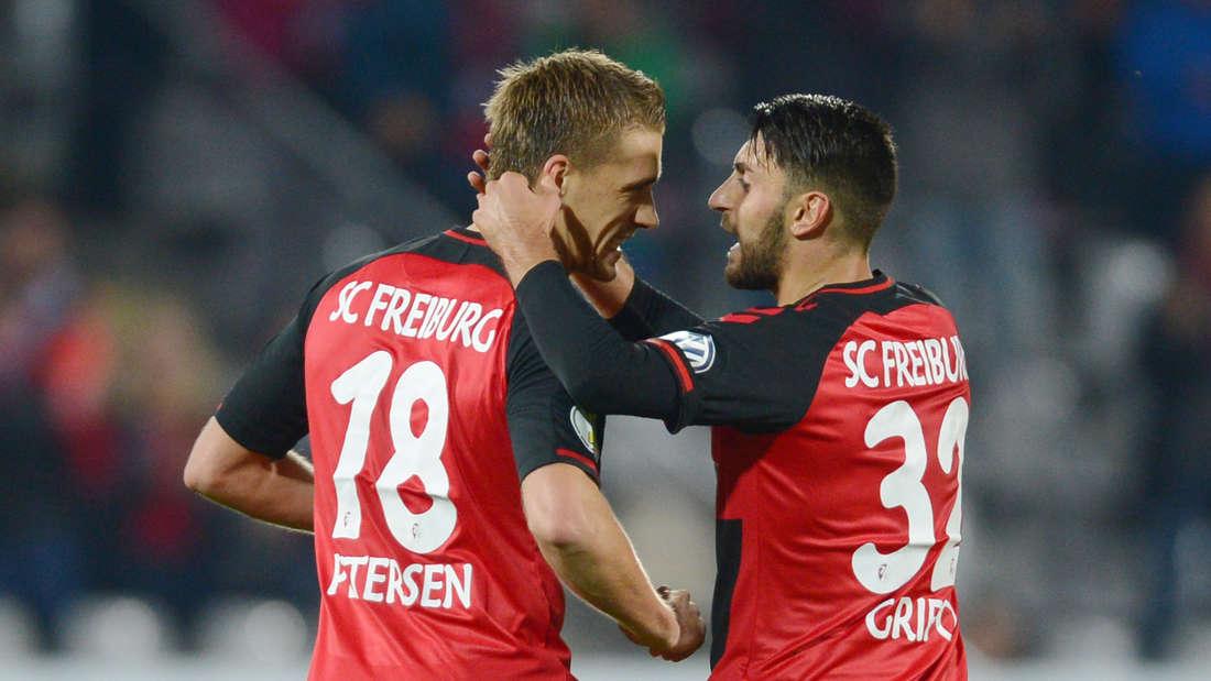 SC Freiburg - SV Sandhausen