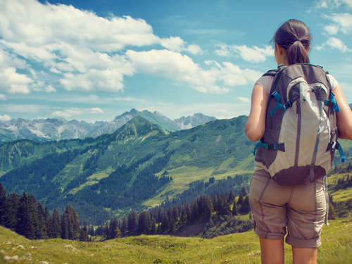 Walk around the clock: Einstieg ins Langzeitwandern