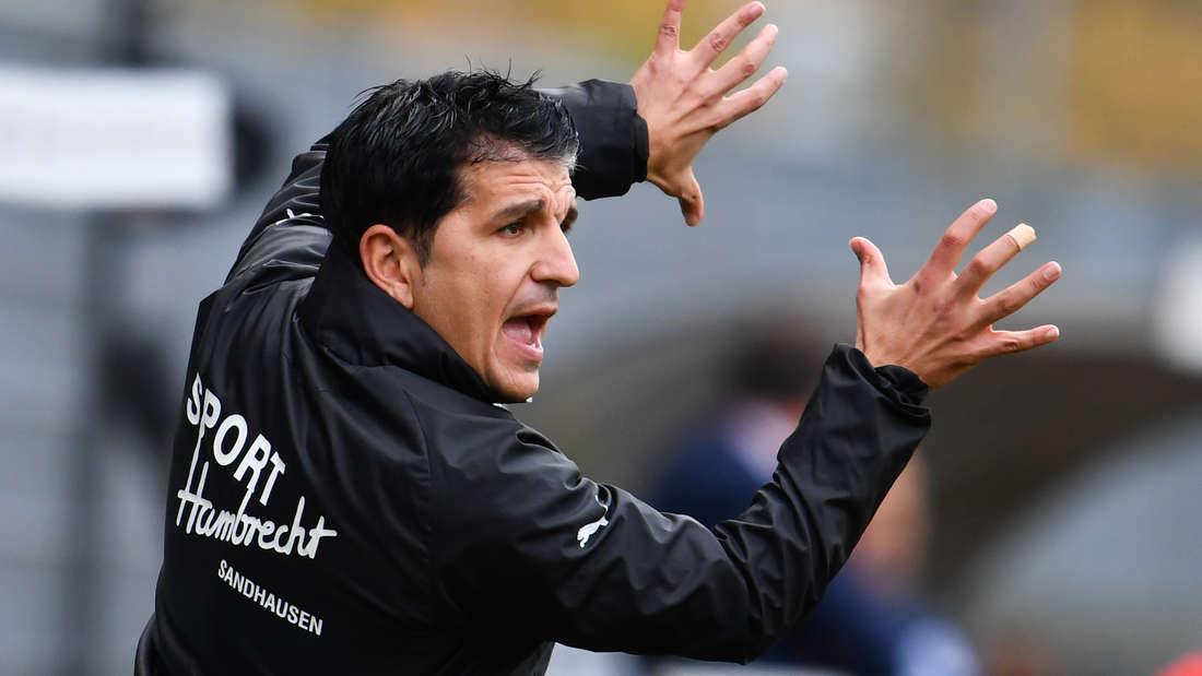 Der SV Sandhausen gewinnt das Heimspiel gegen den TSV 1860 München mit 3:2.