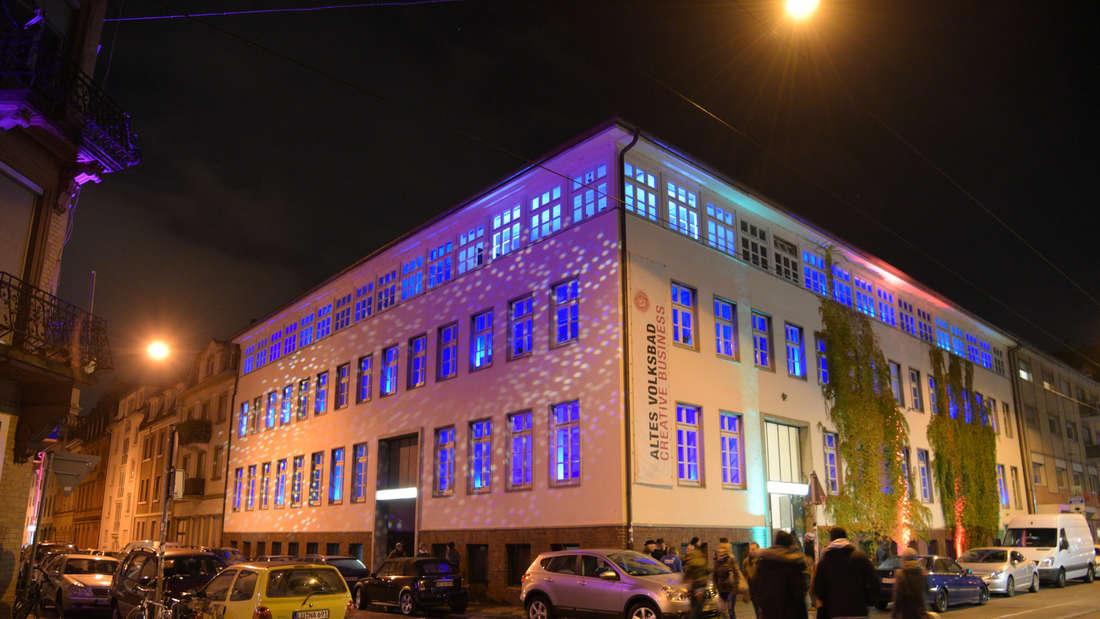 """""""Lichtmeile"""" mit viel Musik und buntem Programm verzaubert drei Tage lang die Neckarstadt."""