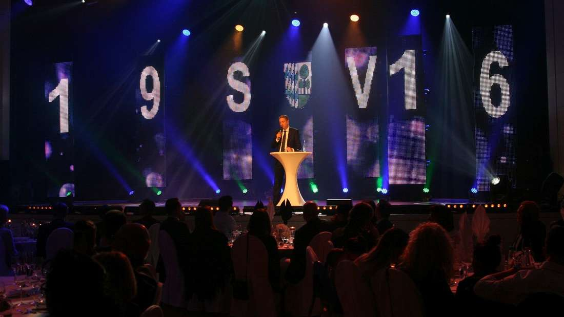 100 Jahre SVS! Stilvolle Gala zum Jubiläum.