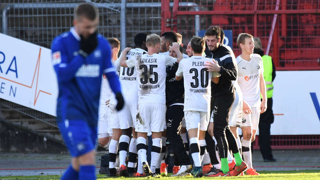 Karlsruher SC - SV Sandhausen