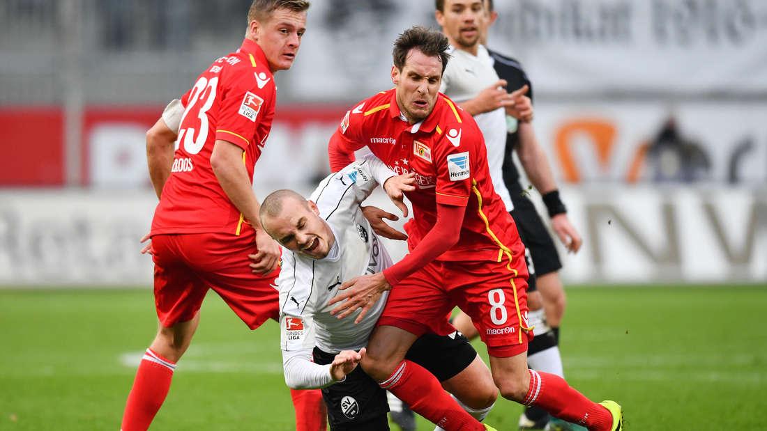 SV Sandhausen - 1. FC Union Berlin