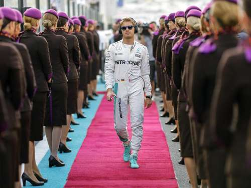 Rosberg ein Formel-1-Champion mit Courage