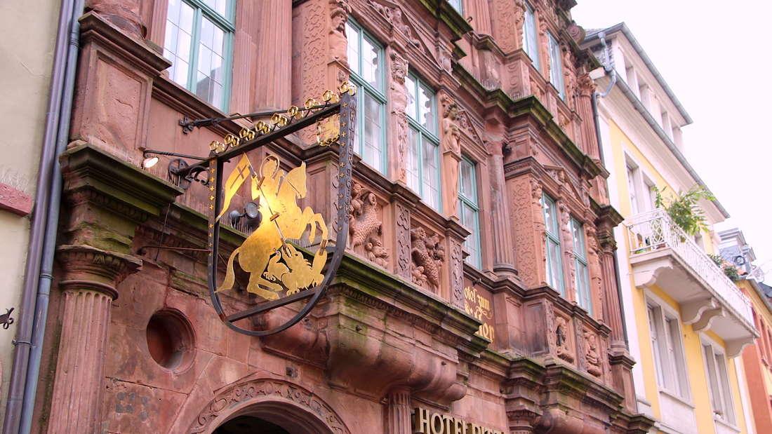 Die Geschichte vom Hotel zum Ritter St. Georg