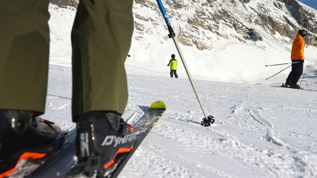 Skifahren macht Spaß - aber nur, wenn die Vorbereitung und das Feriendomizil passen.