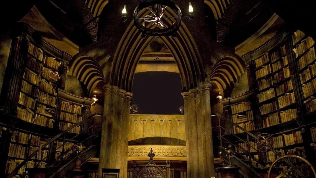 Wohnen im Harry Potter Stil (Symbolfoto)