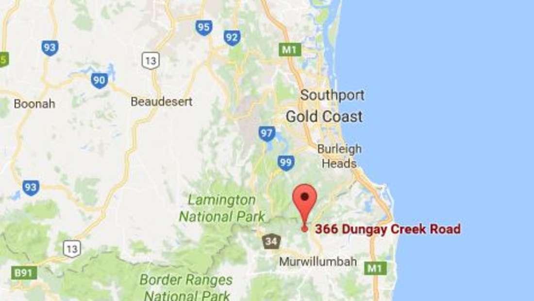 Das Geheimnis ist gelüftet: Hier befindet sich das Dschungelcamp 2018 - in Dungay nahe Brisbane an der Gold Coast Australiens.