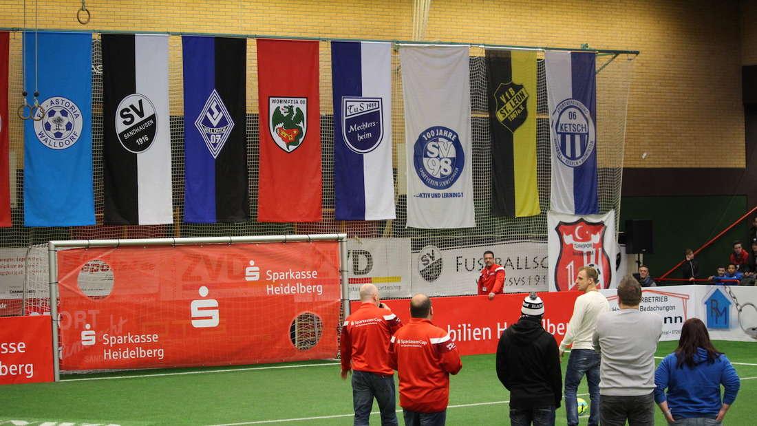 Finaltag beim SparkassenCup 2017 in Ketsch.