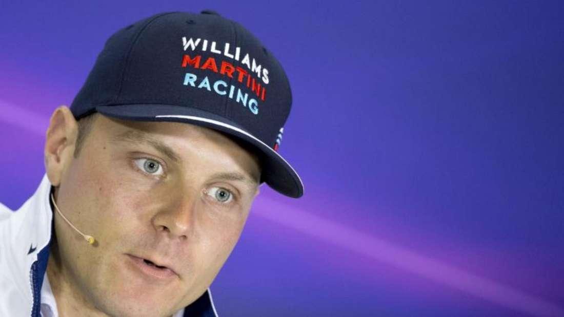 Valtteri Bottas wird Rosberg-Nachfolger bei Mercedes. Foto: Valdrin Xhemaj
