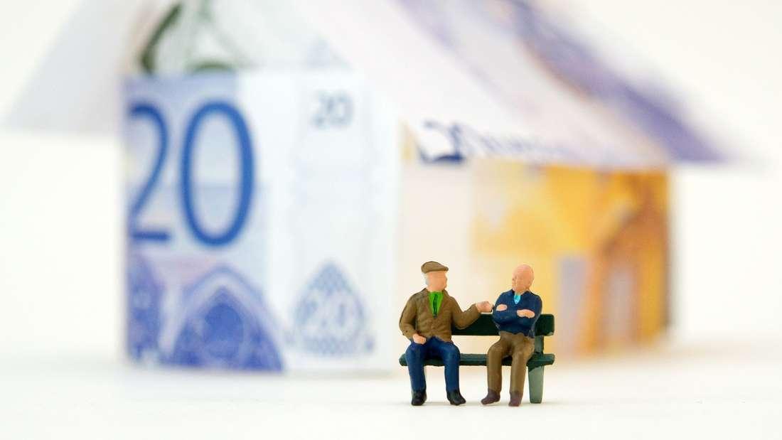 Wenn Sie eine Immobilie als Altersvorsorge nutzen, sollten Sie ein solides Finanzierungskonzept habe.